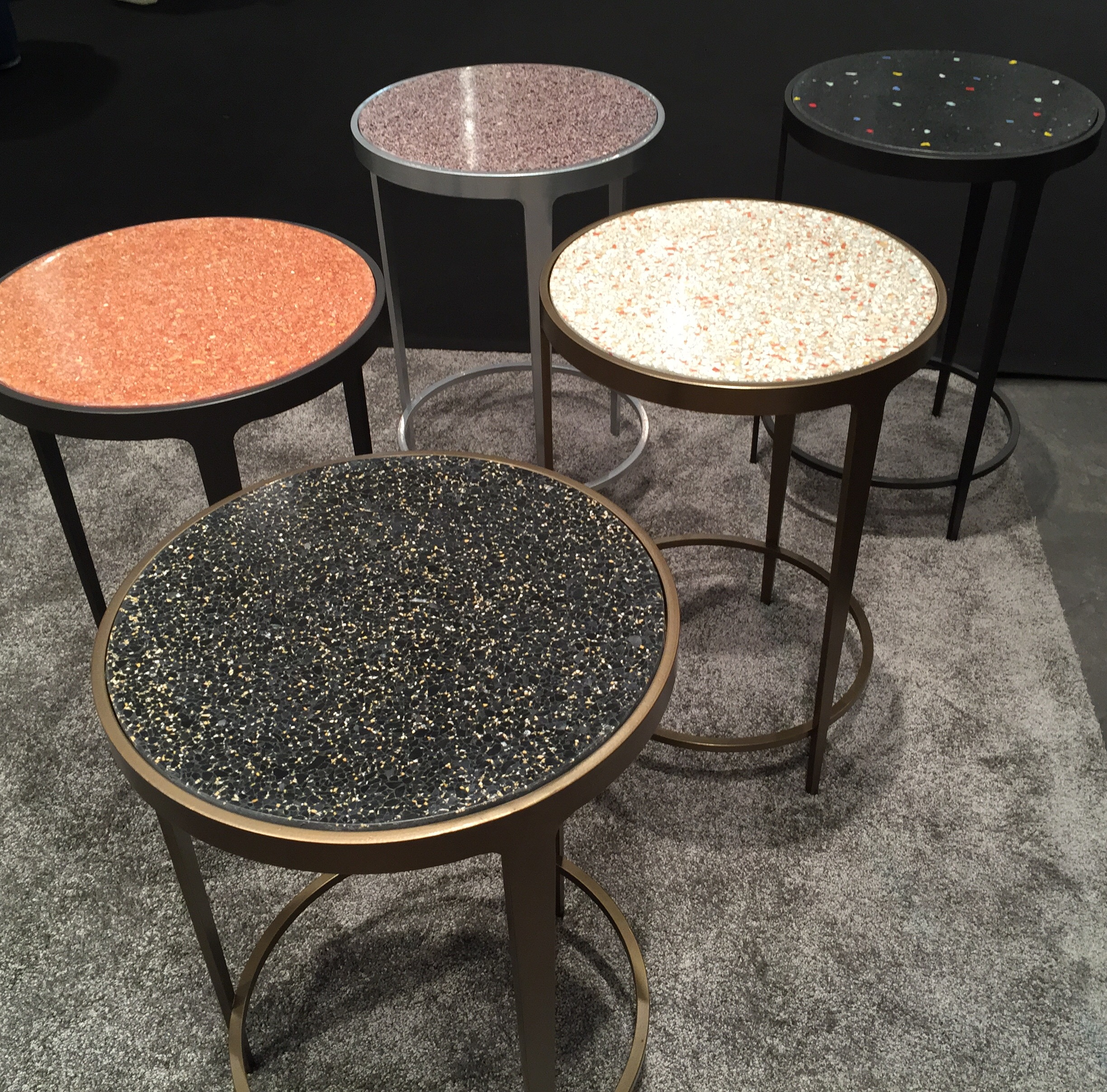 Furniture Collection Terrazzo By Lorenzo