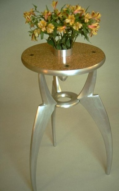 The Story Behind The Vase Table Terrazzo By Lorenzo